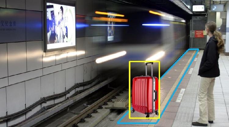 Surveon Detection Video Analytics_Railway