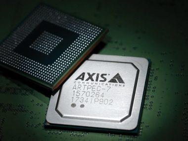 Axis Communications ARTPEC chip