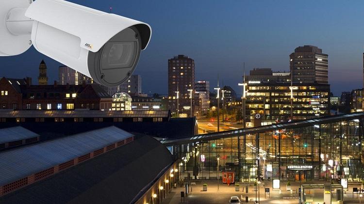 AXIS Q1798-LE Network Camera