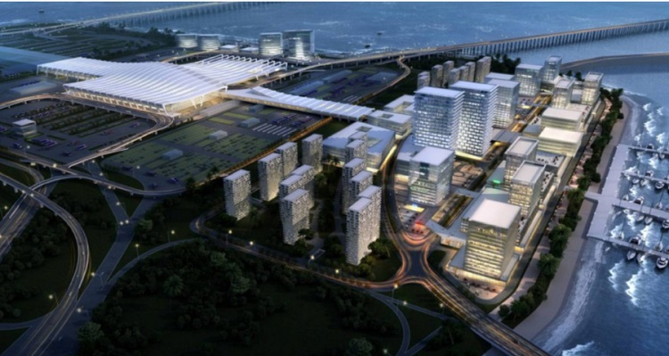 Kentec installs fire safety solutions at Hong Kong-Zhuhai-Macau Bridge