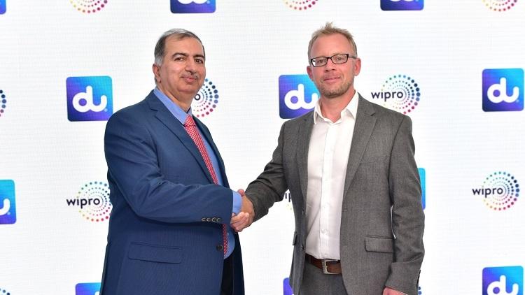 du & Wipro partner together to address IoT security