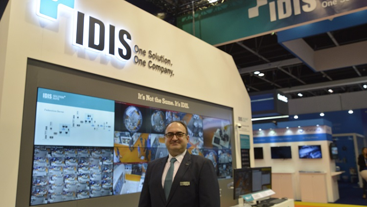 Jamil Al Asfar, Senior Sales Manager Middle East & Africa, IDIS