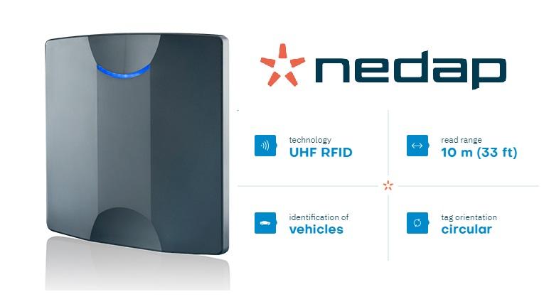 Nedap's long-range RFID portfolio comply with latest OSDP standard