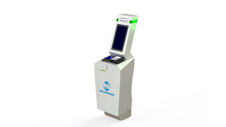 Iris ID biometric technology equips Securiport solutions