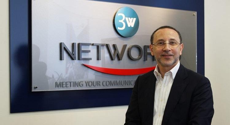 Walid Gamali, CEO at 3W Networks